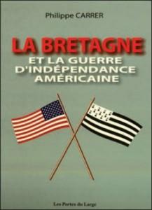 Couverture du livre La Bretagne et la guerre d'Indépendance américaine