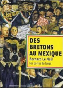Couverture du livre Des Bretons au Mexique