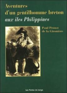 Couverture de l'ouvrage Aventures d'un gentilhomme breton aux îles Philippines