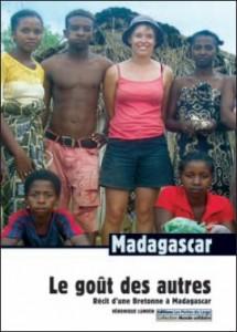 Couverture du Goût des autres. Récit d'une Bretonne à Madagascar